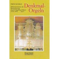Denkmal-Orgeln Band 1+2