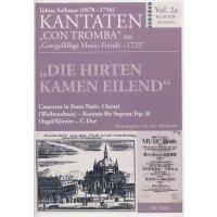 Volkmar, Tobias - Die Hirten Kamen Eilend - Klavierauszug