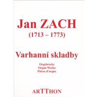 Zach, Jan - Orgelwerke