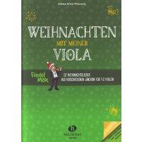 Weihnachten mit meiner Viola