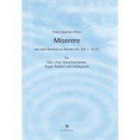 Marx, Hans-Joachim - Miserere