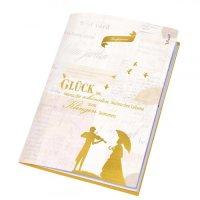 Briefpapierset »Geige«