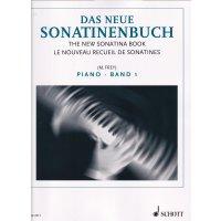 Das neue Sonatinenbuch - Band 1
