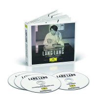 Bach - Goldberg-Variationen BWV 988 Deluxe-Ausgabe Lang Lang