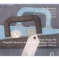 Leo Brouwer - Werke für Gitarre und Orchester