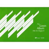 The Green Album - Hits for Organ II