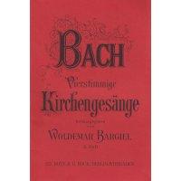 Bach, J.S. - Vierstimmige Kirchengesänge 8