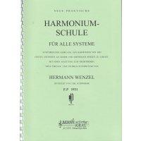 Wenzel, Hermann - Harmoniumschule