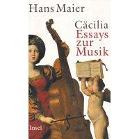 Cäcilia - Essays zur Musik