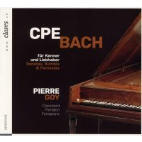 Carl Philipp Emanuel Bach für Kenner und Liebhaber
