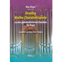 Reger, Max - Dreißig kleine Choralvorspiele