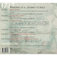 1717 - Memories of a Journey to Italy