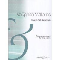 Vaughan Williams, Ralph - English Folk Song Suite