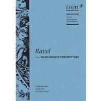 Ravel, Maurice - Valses nobles et sentimentales