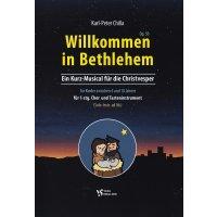 Chilla, Karl-Peter - Willkommen in Bethlehem