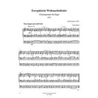 Graap, Lothar - Europäische Weihnachtslieder