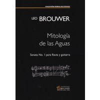 Brouwer, Leo - Mitología de las Aguas