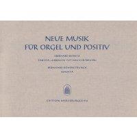 Neue Musik für Orgel und Positiv