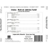 Schalom - Musik mit jüdischem Tonfall