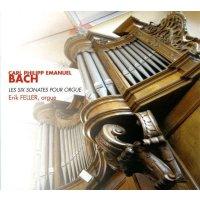 Bach, C.P.E. - Les Six Sonates pour Orgue