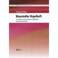Merkes, Stephan - Wunsiedler Orgelheft