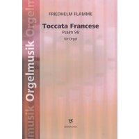 Flamme, Friedhelm - Toccata Francese
