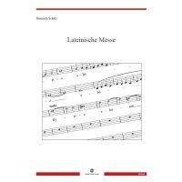 Schütz, Heinrich - Lateinische Messe