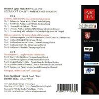 Biber - Rosenkranz-Sonaten