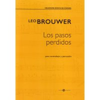 Brouwer, Leo - Los pasos perdidos