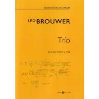 Brouwer, Leo - Trio