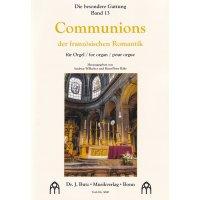 Communions der französischen Romantik