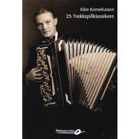 Korneliussen, Kåre - 25 Akkordeon-Klassiker