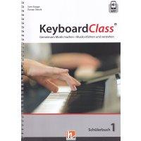 KeyboardClass - Schülerbuch 1