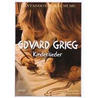 Grieg, Edvard - Kinderlieder