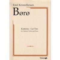 Børø, Emil Kristoffersen - Kattetrio - Cat...