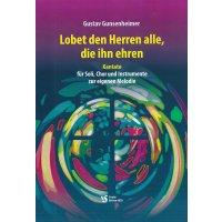 Gunsenheimer, Gustav - Lobet den Herren alle, die ihn ehren