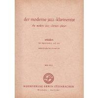 Kail, Bob - der moderne Jazz-Klarinettist