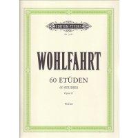 Wohlfahrt, Franz - 60 Etüden op. 45 für Violine...