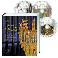 Die schönsten Orgeln - Buch + CDs