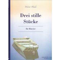 Heider, Werner - Drei stille Stücke