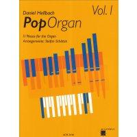 Hellbach, Daniel - Pop Organ Vol. 1