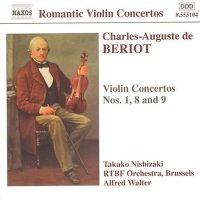 de Beriot - Violinkonzerte