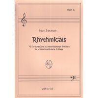 Ziesmann, Egon - Rhythmicals 3