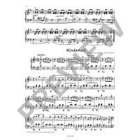 Krentzlin, Richard - Der junge Pianist - Das Spielbuch