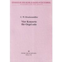 Druckenmüller, C.W. - Vier Konzerte