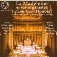 La Madeleine & ses organistes