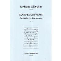 Willscher, Andreas - Hochzeitspräludium