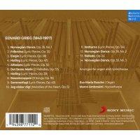 Edvard Grieg: Werke für Nyckelharpa & Orgel...
