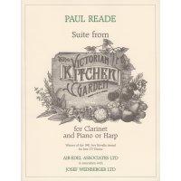 Reade, Paul - Suite from The Victorian Kitchen Garden