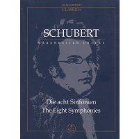 """Franz Schubert - Die acht Sinfonien """"gebraucht"""""""